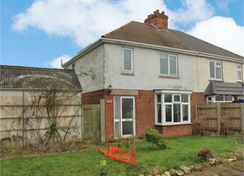 Thumbnail 3 bed semi-detached house for sale in Spinney Close, Grimoldby, Louth, Lincolnshire