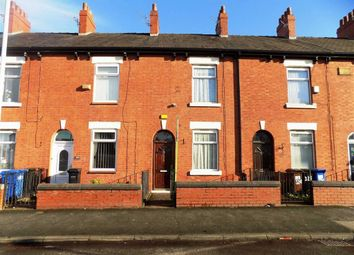 Thumbnail 2 bedroom terraced house for sale in Gorton Road, Reddish, Stockport
