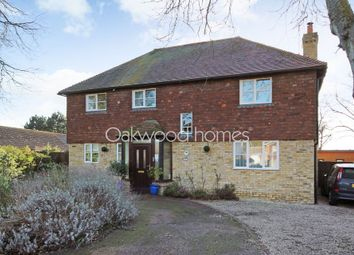 Thumbnail 4 bed detached house for sale in Orchard Road, Herne Bay