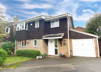 Thumbnail 4 bed detached house for sale in Halfway Close, Hilperton, Trowbridge