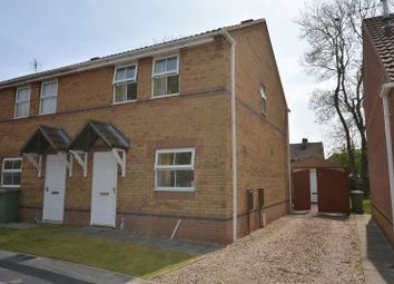 Thumbnail 3 bed semi-detached house for sale in Roman Way, Scunthorpe