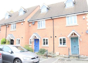 Thumbnail 3 bedroom town house for sale in Old Dairy Close, Swindon