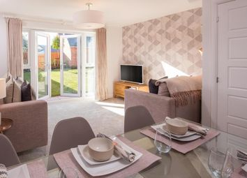 """Thumbnail 3 bedroom terraced house for sale in """"Norbury"""" at Station Road, Chepstow"""
