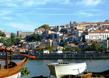 Thumbnail Land for sale in P591, Land For Development With View Of Douro River, Porto, V.N. Gaia, Portugal