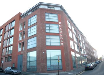 Thumbnail 1 bed flat for sale in Tenby Street North, Hockley, Birmingham