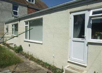 Thumbnail 1 bed terraced bungalow for sale in Milton Road, Weymouth