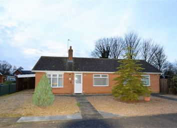 Thumbnail 3 bed bungalow for sale in Magdalen Close, Magdalen Road, Wainfleet, Skegness