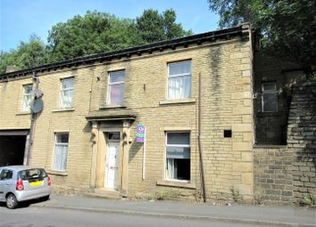 Thumbnail 1 bedroom flat to rent in Lowergate, Milnsbridge, Huddersfield