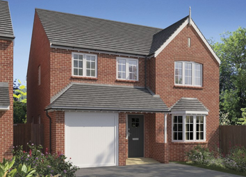 Thumbnail 4 bed detached house for sale in Cooks Lane, North Solihull
