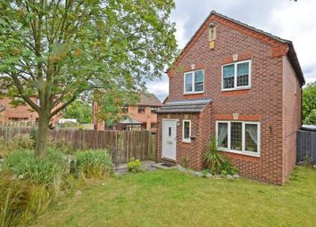 Thumbnail 3 bed detached house for sale in Laithes Court, Alverthorpe, Wakefield