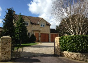 Thumbnail 4 bed detached house for sale in Ashton Road, Hilperton, Trowbridge