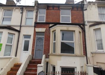 Thumbnail Terraced house for sale in St. Marys Road, Hastings