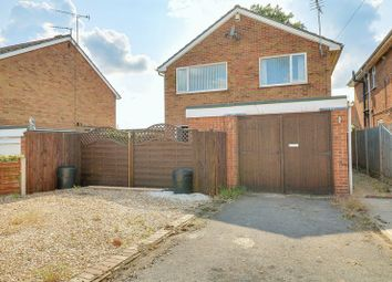 Thumbnail 4 bed detached house for sale in Ellison Avenue, Bottesford, Scunthorpe