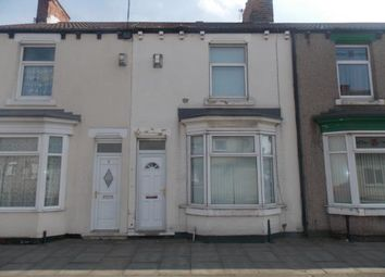 Thumbnail 2 bedroom terraced house for sale in Henry Street, North Ormesby, Middlesbrough