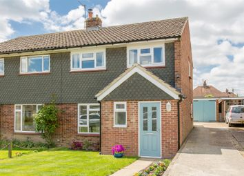Thumbnail 3 bed semi-detached house for sale in Keld Drive, Uckfield