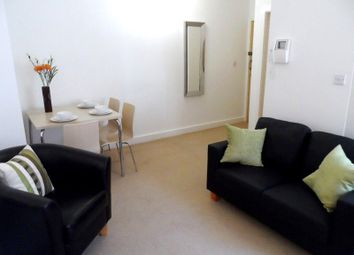 1 bed flat to rent in Exchange Building, 26 Market Street, Llanelli. SA15