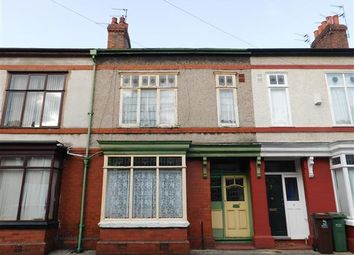 Thumbnail 3 bedroom terraced house for sale in Whalley Avenue, Whalley Range, Manchester