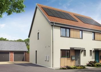Thumbnail 3 bed semi-detached house for sale in Swans Nest, Brandon Road, Swaffham