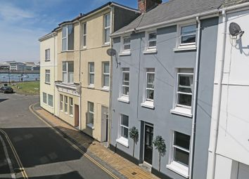Thumbnail 4 bed terraced house for sale in Plymstock Road, Oreston, Plymouth, Devon