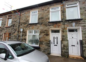 2 bed terraced house for sale in Frederick Street -, Ferndale CF43