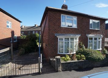 Thumbnail 3 bed semi-detached house for sale in Tasker Road, Crookes, Sheffield