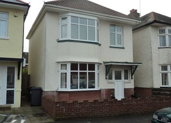 Thumbnail 3 bedroom detached house to rent in Cyril Road, Charminster, Bournemouth