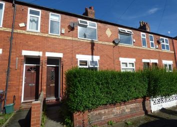 Thumbnail 2 bedroom terraced house for sale in Henwood Road, Withington, Manchester, Greater Manchester