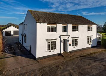 Thumbnail 5 bed equestrian property for sale in Woodhall, Selby