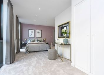 Thumbnail 2 bedroom flat to rent in Mastehad House, 5 Royal Crest Avenue, London