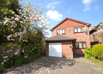 Thumbnail 3 bed detached house for sale in Bourne Road, Merstham, Surrey