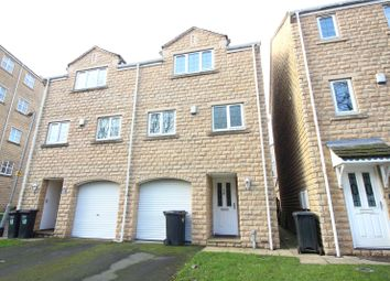 Thumbnail 3 bed terraced house for sale in Spout Hill, Rastrick, Brighouse, West Yorkshire