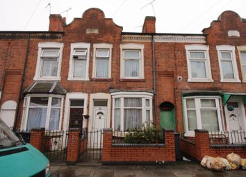Thumbnail 2 bed terraced house to rent in Lancaster Street, Leicester
