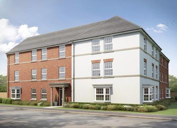 """Thumbnail 2 bed flat for sale in """"Marlborough"""" at Crick Road, Hillmorton, Rugby"""