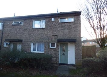 Thumbnail 3 bed end terrace house for sale in Greatmeadow, Northampton, Northamptonshire