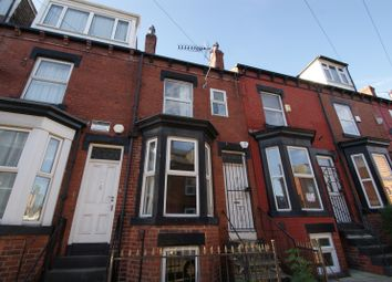 Thumbnail 6 bed terraced house to rent in Thornville Road, Hyde Park, Leeds