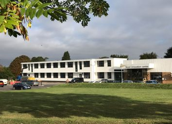 Thumbnail Office to let in Yeovil Innovation Centre, Barrack Close, Copse Road, Yeovil