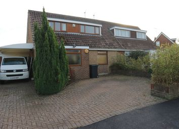 Thumbnail 2 bed semi-detached house for sale in Glynleigh Drive, Polegate