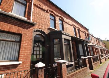 Thumbnail 3 bedroom terraced house to rent in Hawthorn Street, Belfast