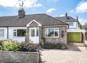 Thumbnail 2 bed semi-detached bungalow for sale in York Close, Knaresborough
