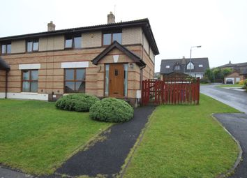 Thumbnail 3 bed semi-detached house for sale in Hollybrook Avenue, Newtownabbey