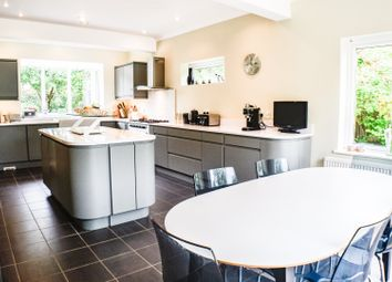 Thumbnail 5 bed detached house for sale in Plant Lane, Sandbach