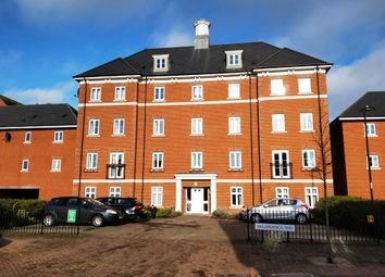Thumbnail 2 bed flat for sale in Salamanca Way, Colchester