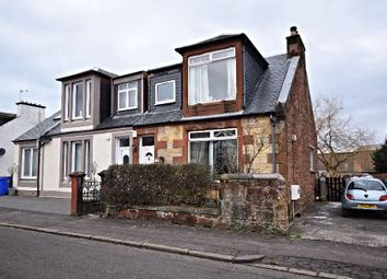 Thumbnail 3 bed semi-detached house for sale in Hawkhill Avenue, Ayr