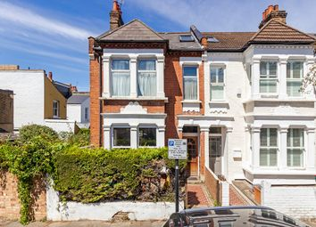 Thumbnail 4 bed end terrace house for sale in Cornwall Grove, Central Chiswick, Chiswick, London