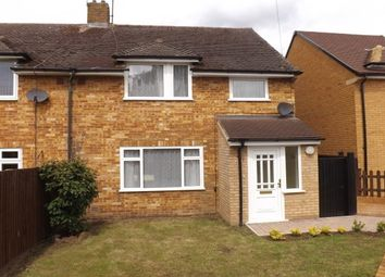 Thumbnail 3 bed end terrace house to rent in Garden Hedge, Leighton Buzzard