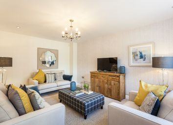 "Thumbnail 4 bed detached house for sale in ""Kington"" at Elder Court, Lavender Drive, Calne"