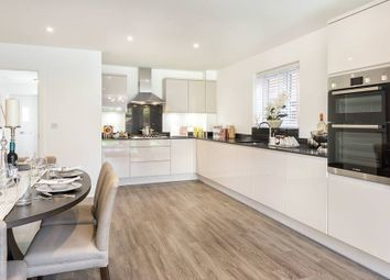 """Thumbnail 4 bedroom detached house for sale in """"The Cherry - Sale And Leaseback"""" at Red Admiral Street, Horsham"""