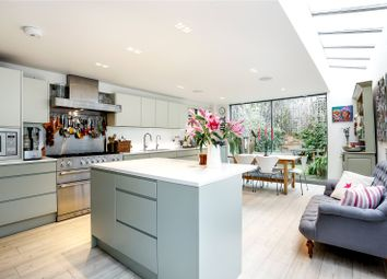 Thumbnail 4 bed terraced house for sale in Festing Road, London