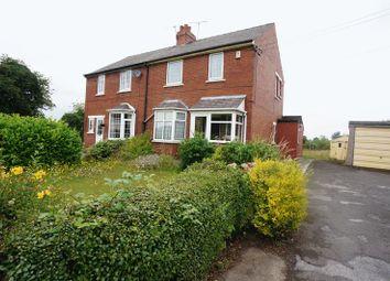 Thumbnail 3 bed semi-detached house for sale in Ings Lane, Kellington, Goole