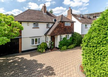 Thumbnail 4 bed detached house for sale in Queens Road, Belmont, Sutton
